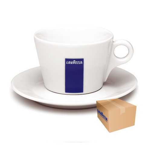 Lavazza Americano Cup with Saucer