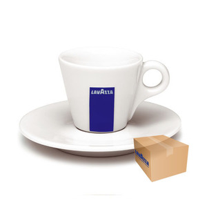 Lavazza Espresso Cup with Saucer